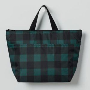 Thirty One- Thermal Tote - Buffalo Plaid-NWOT